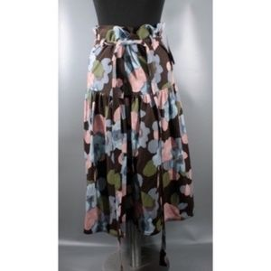 NEW! MOSCHINO FLORAL SKIRT!